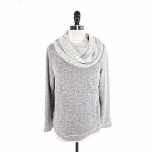 Eileen Fisher Organic Cotton Cowl Neck Sweater